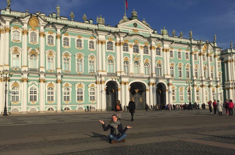 À la découverte de Saint-Pétersbourg