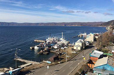 Irkoutsk & le lac Baïkal