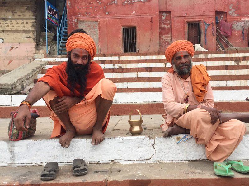 Varanasi, la ville sacrée du Gange