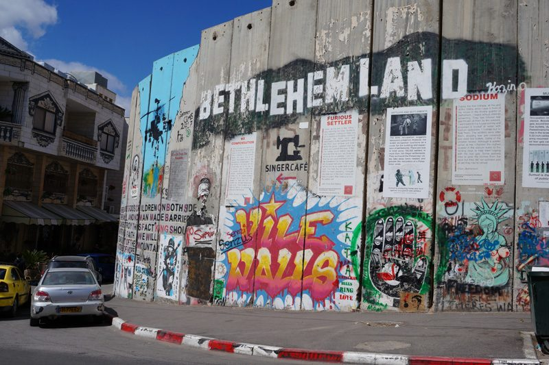 Bethléem, une ville culturelle et artistique