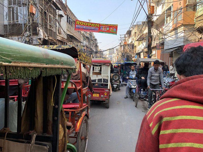 Le Old Delhi