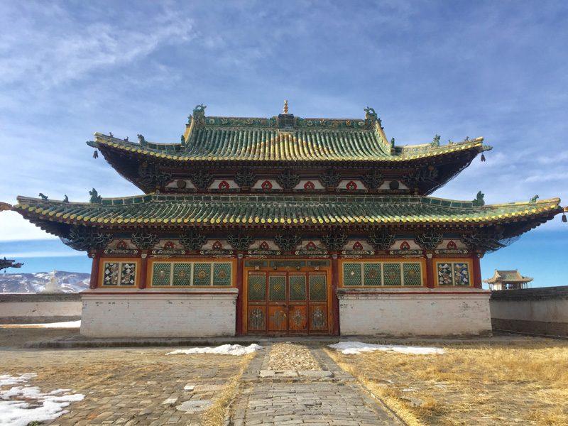 Kharkhorin, l'ancienne capitale mongole
