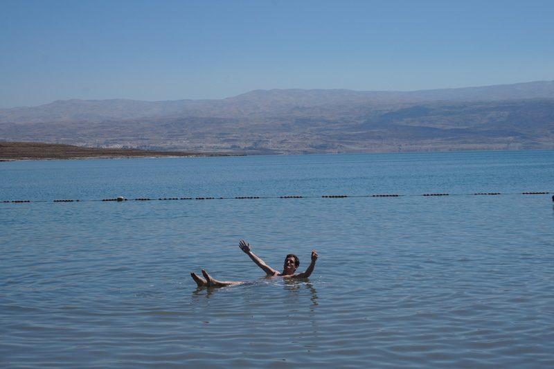 Escapade mer Morte & désert de Massada