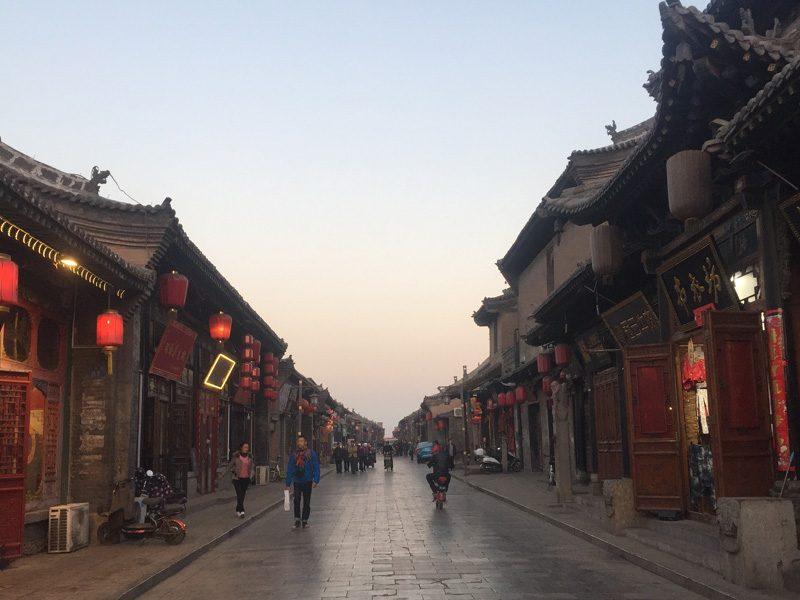 Pingyao, la Chine d'autrefois