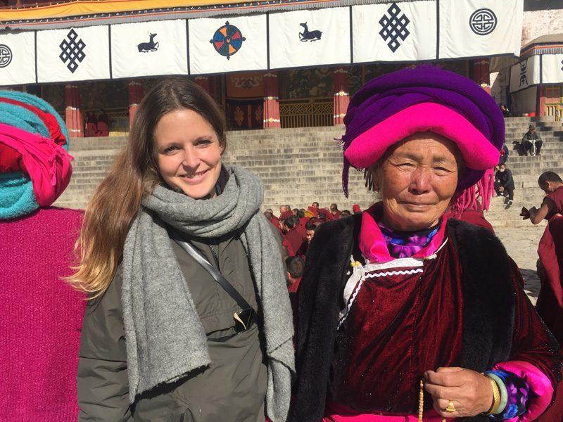 Voyager au Tibet