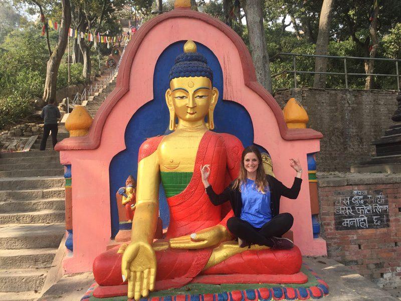 Katmandu, le choc culturel
