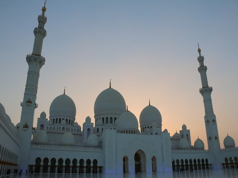 Abu Dhabi, entre traditions et modernité