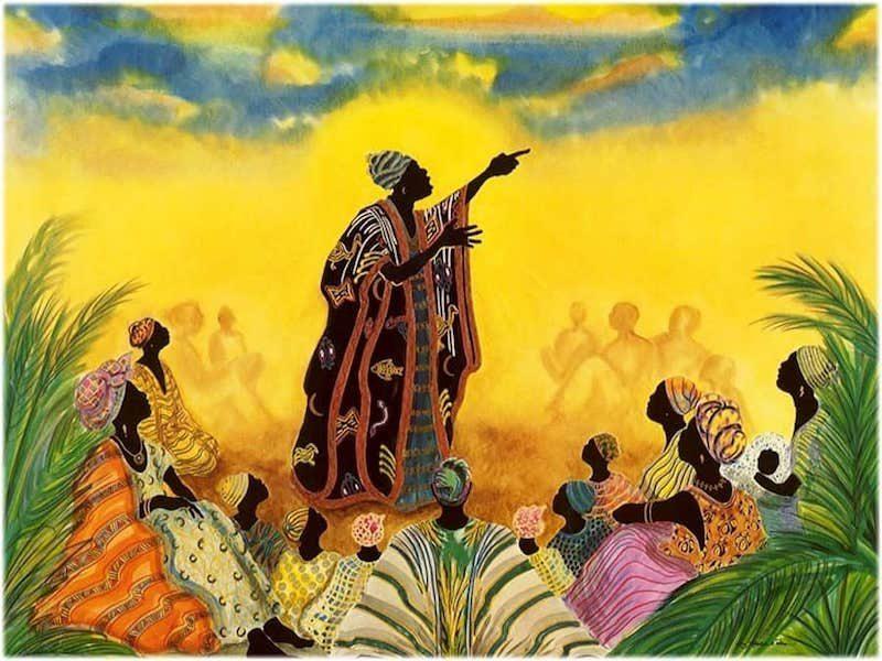 L'Afrique en proverbes