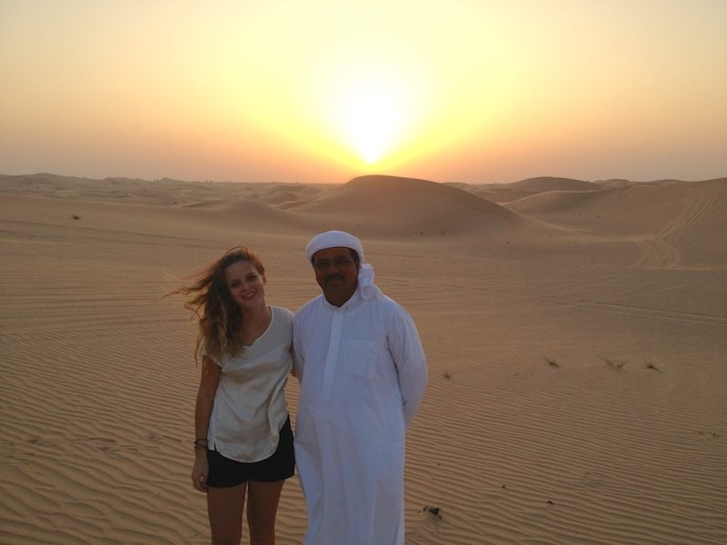 Les dunes infinies du désert Rub al-Khali